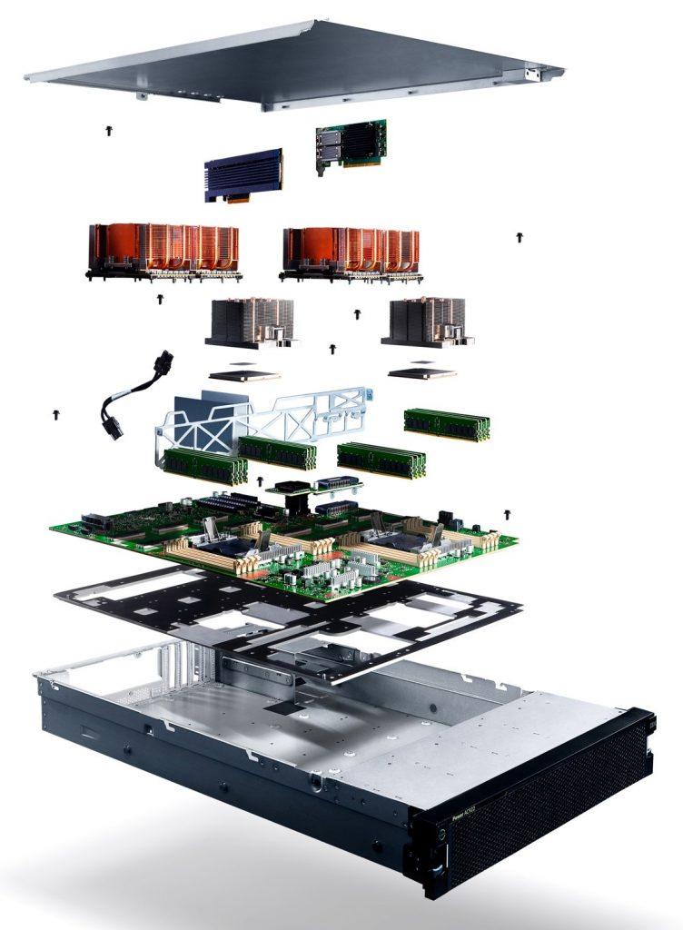 power9 server, POWER Processors