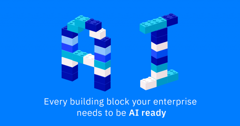 every building block your enterprise needs to be AI ready