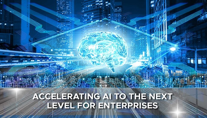 accelerating ai to the next level for enterprises