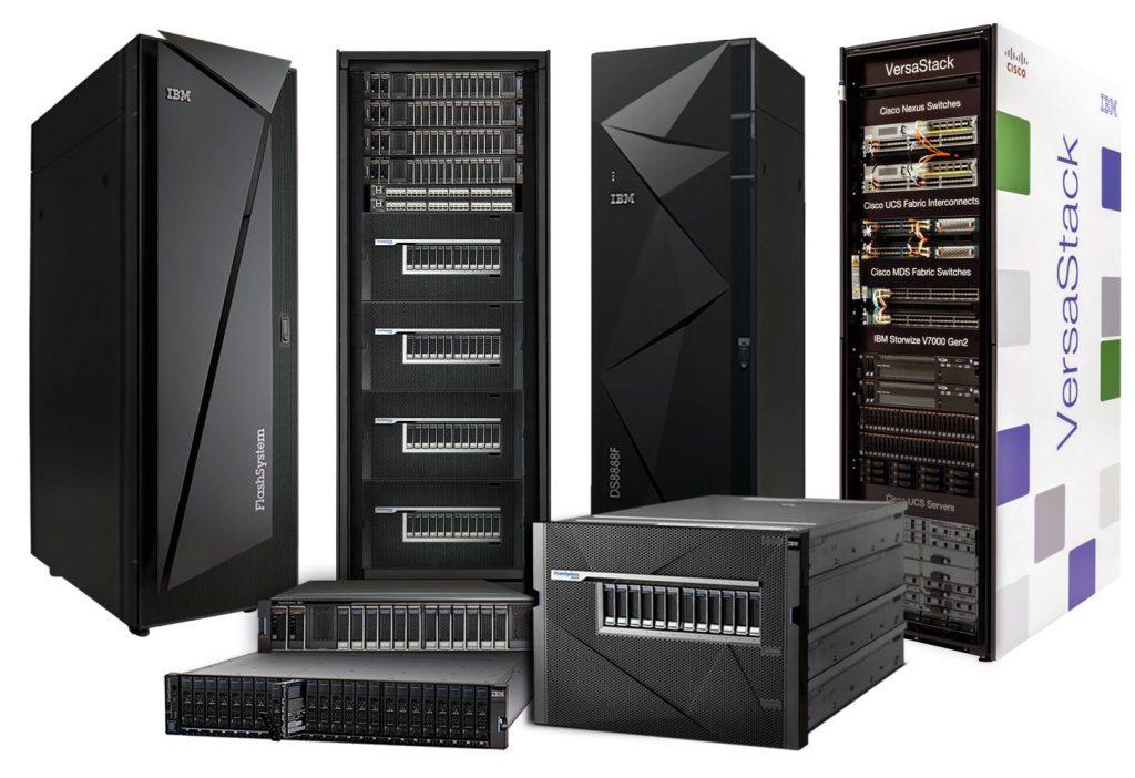 ibm storage portfolio
