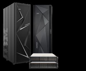image of IBM Storage hardware and servers