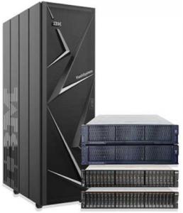 IBM FlashSystem family
