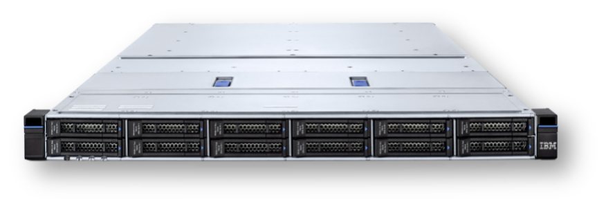 image of FlashSystem 5200 from IBM Storage