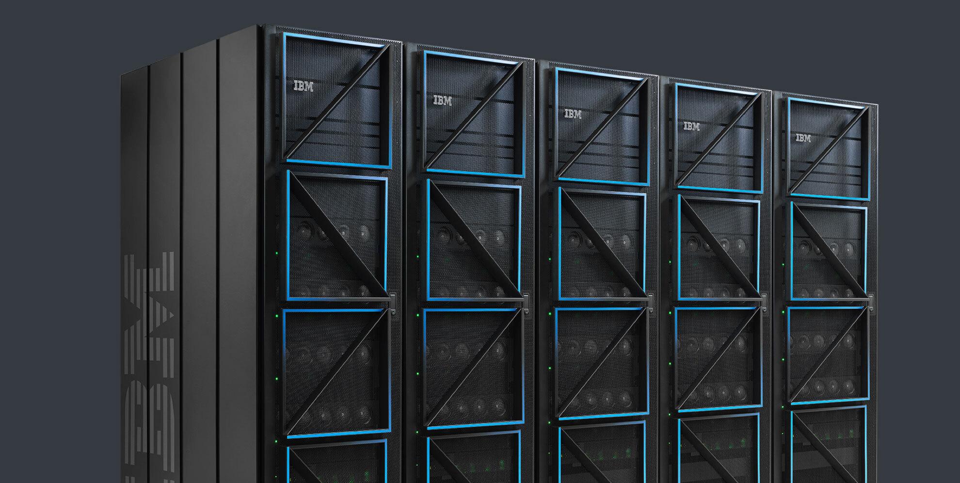 IBM Power E1080 mainframe