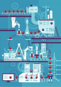 ibm cognitive manufacturing industry belgium