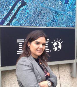 Olga Blanco - Blockchain