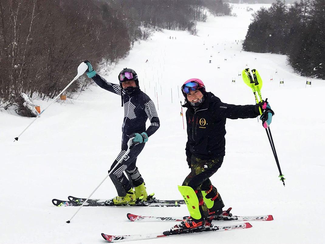 高みを目指す社会人スキー選手を支える 働き方 think blog japan