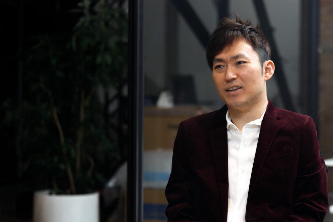 ワン・トゥー・テン・ホールディングスCEO澤邊芳明氏