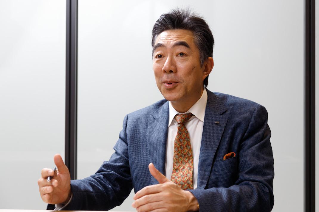 日本IBM執行役員 研究開発担当 森本典繁氏