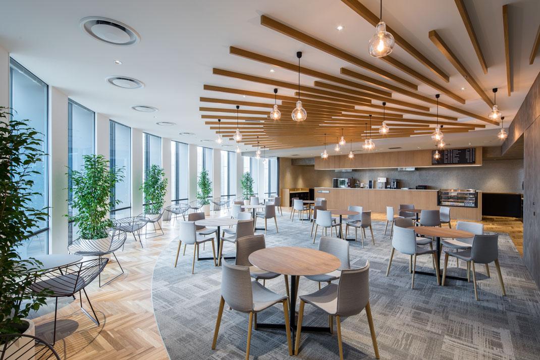 大阪事業所の新しいアジャイルなオフィスその3