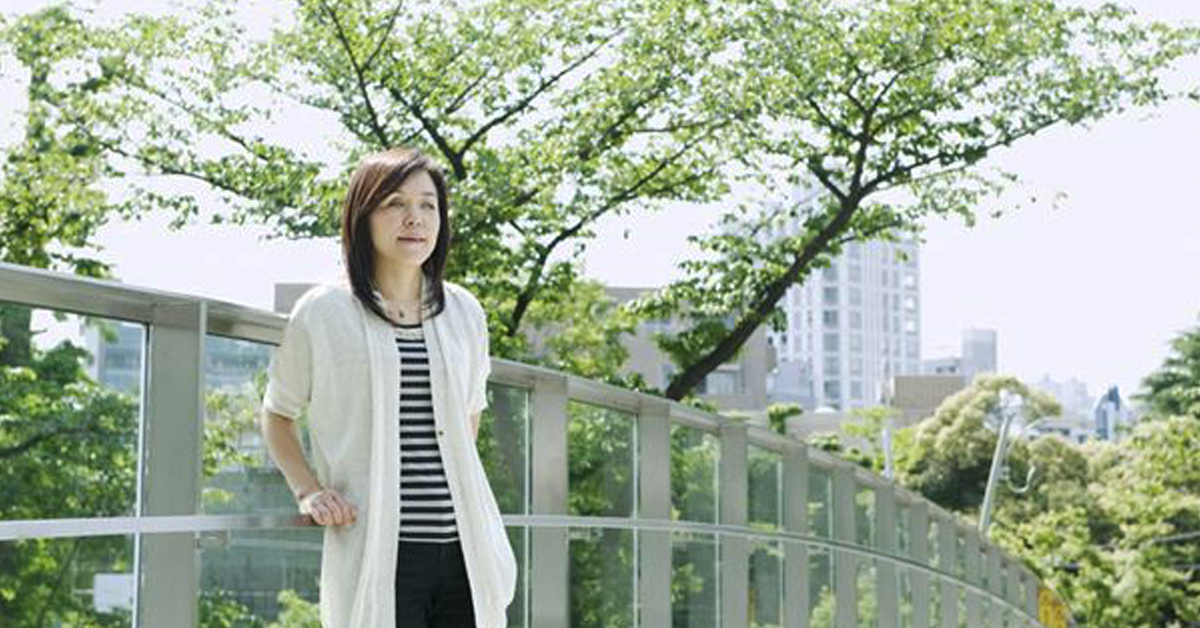 IBMフェローである浅川智恵子