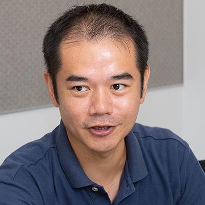 安田 智有 クラウド&コグニティブ・ソフトウェア事業本部 シニア・アーキテクト部長