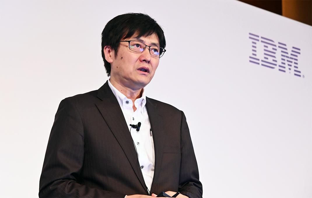 解説:日本IBMグローバル・ビジネス・サービス事業本部 Analytics CTO、技術理事 山田 敦