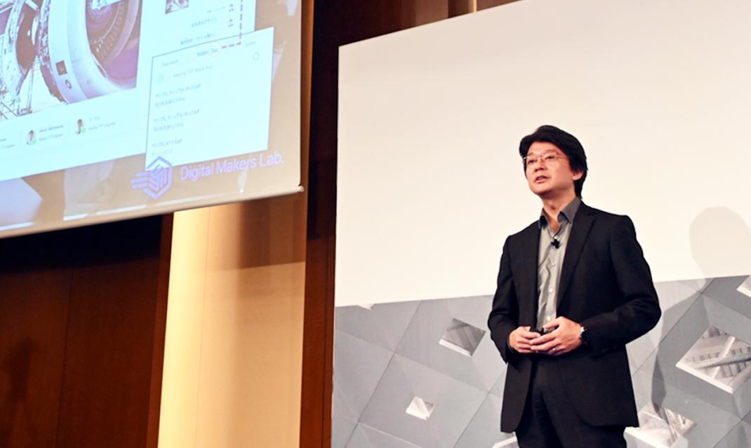 解説:日本IBM グローバル・ビジネス・サービス事業本部 CTO クラウド・アプリケーション開発 技術理事 二上 哲也