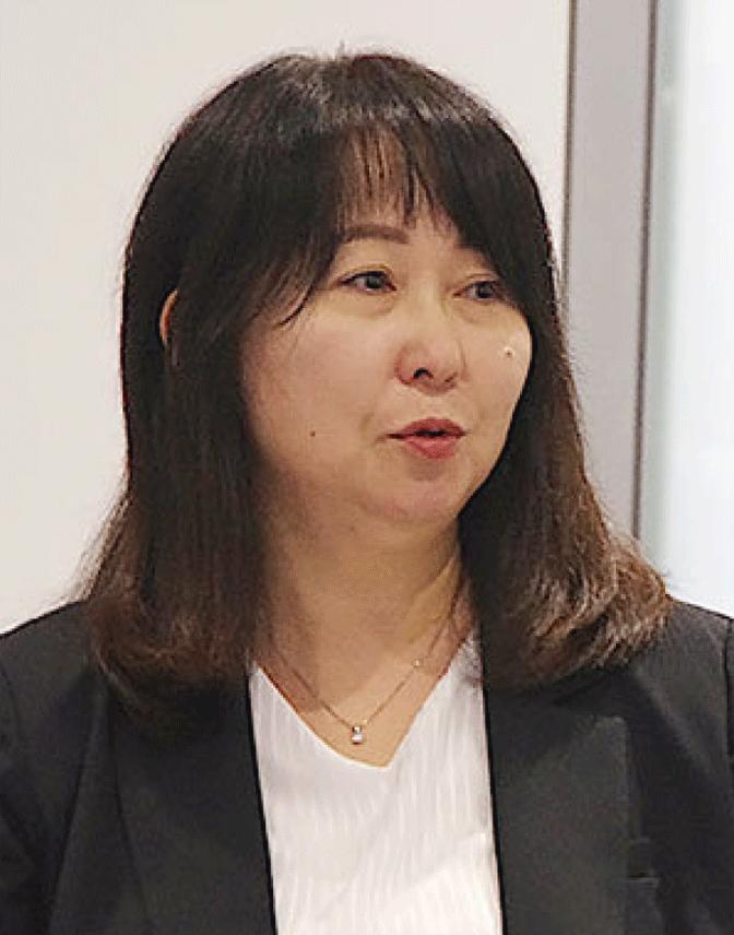 マイクロフォーカス合同会社 COBOL事業部 技術部マネージャー 高橋桂子氏