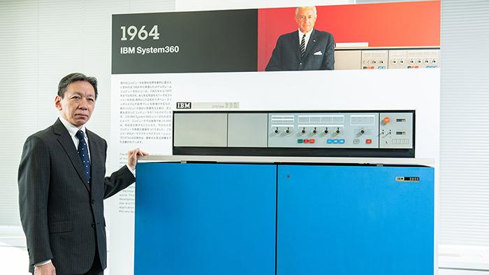 科学技術計算から商用計算まで対応できる、初の汎用コンピューター「IBM System/360」は、その後のコンピューター・アーキテクチャに大きな影響を与えた
