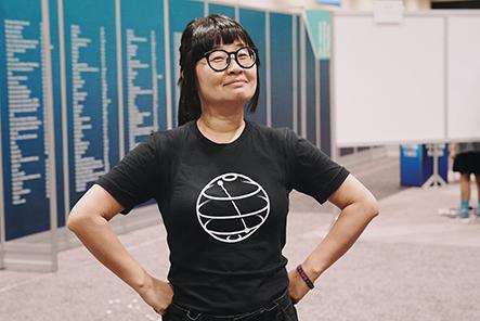 ハンヒ・パイク(Hanhee Paik) IBM Research実験的量子コンピューティング リサーチスタッフ