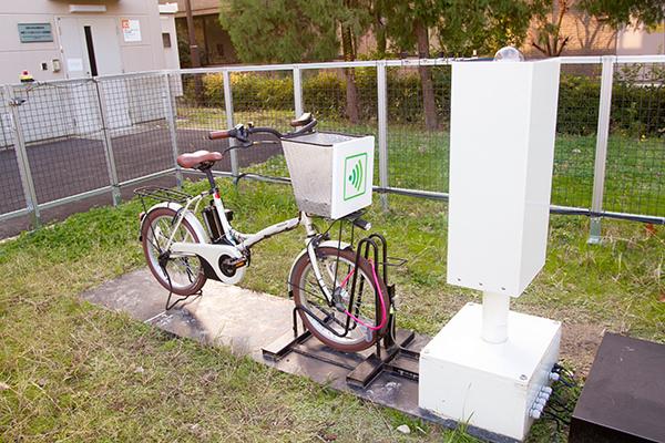 マイクロ波を使う電動車両向け無線送電システム (京都大学生存圏研究所)