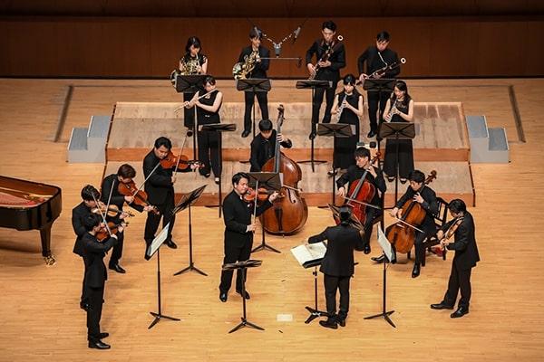 MLMナショナル管弦楽団との公演