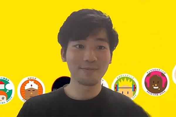 高橋鴻介氏