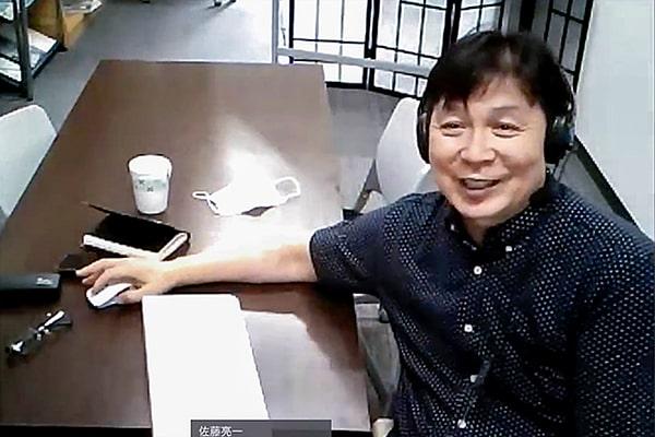 アイムライズ株式会社 代表取締役 佐藤亮一氏