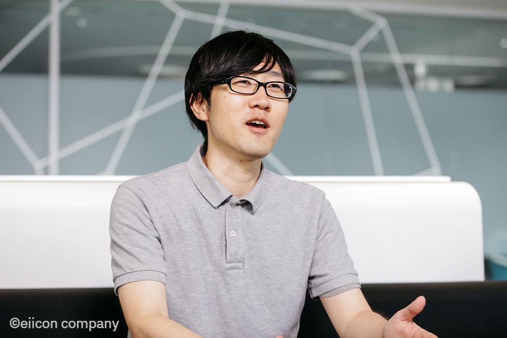 5期で採択されたpickupon社の代表・小幡氏