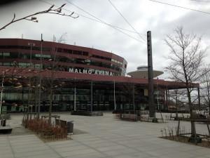Malmö Arena, skådeplatsen för ESC-finalen 2013