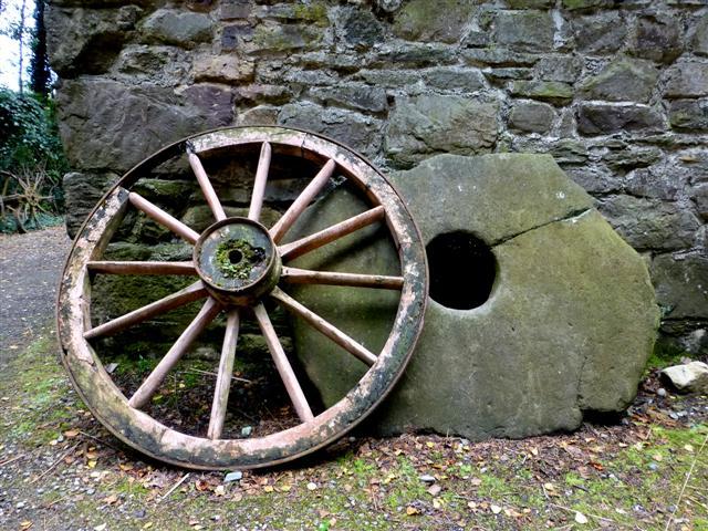 Cartwheel, Ulster American Folk Park