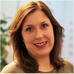 Redaktör Anna Sternbrink Olsson, IBM