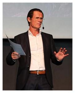 Johan Rittner, VD IBM Sverige