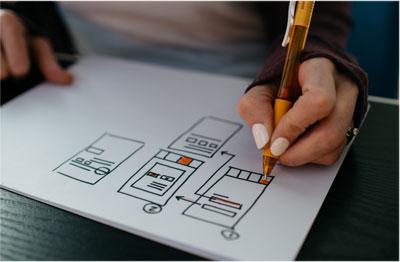 UX design är att skapa digitala produkter som är lätta att använda