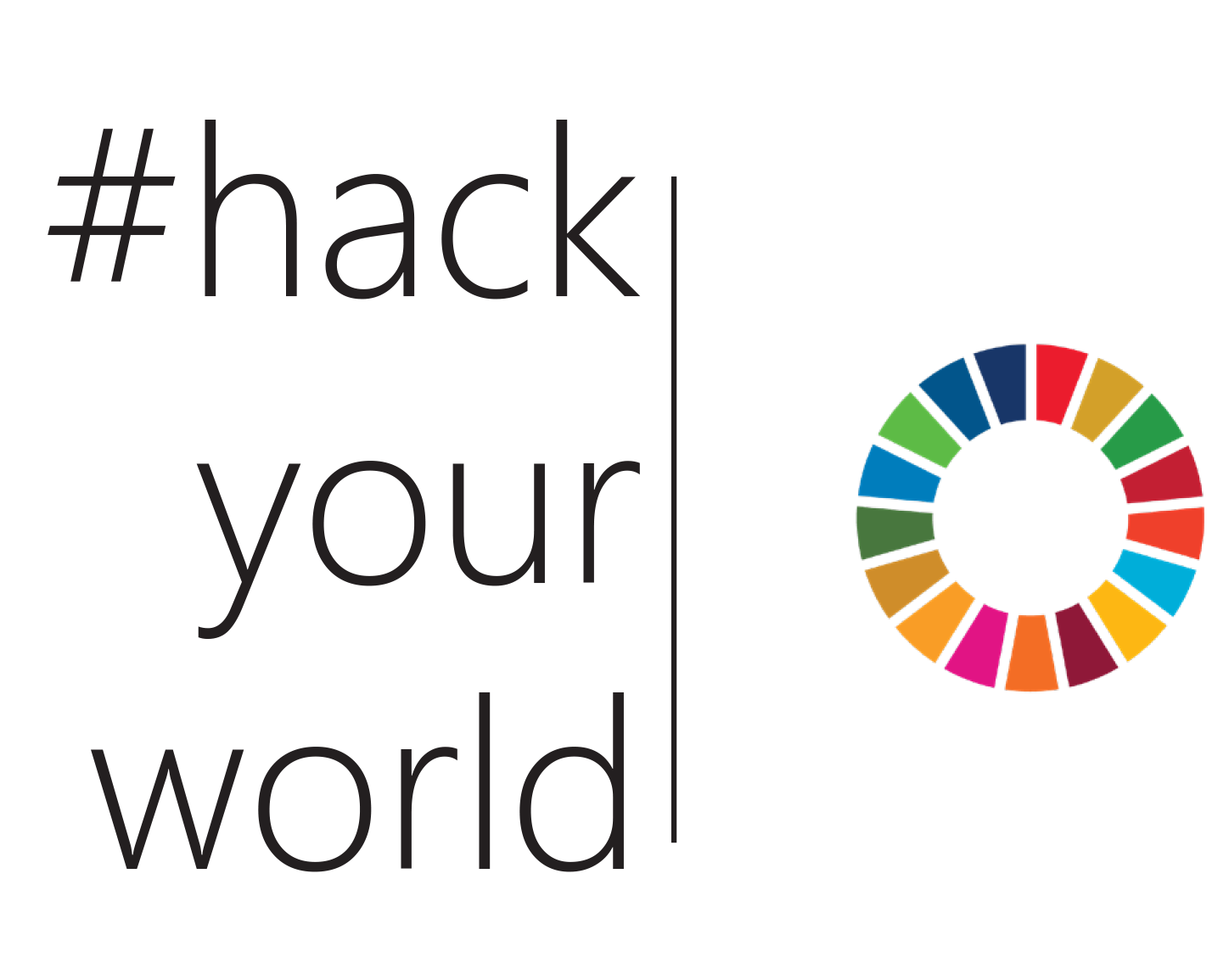 Hack Your World drivs av IBM, Ericsson och Drivhuset och stöttar FN:s hållbarhetsmål