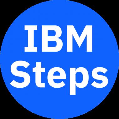 IBM Steps
