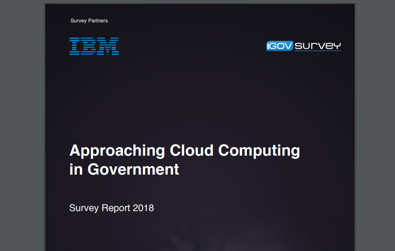 Approaching Cloud Computing in Government