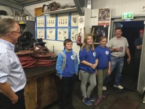 A visit to a Calderdale rec center