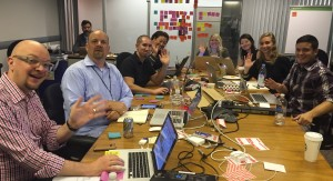 The IBM Watson Retail Trend development team