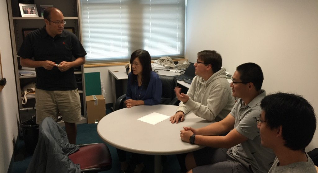 Chieko at CMU