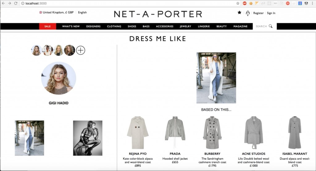 How YOOX NET-A-PORTER GROUP Used Watson to Bring Consumers
