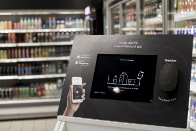 UK Shell Station Puts 5-Second Checkout to the Test - THINK Blog