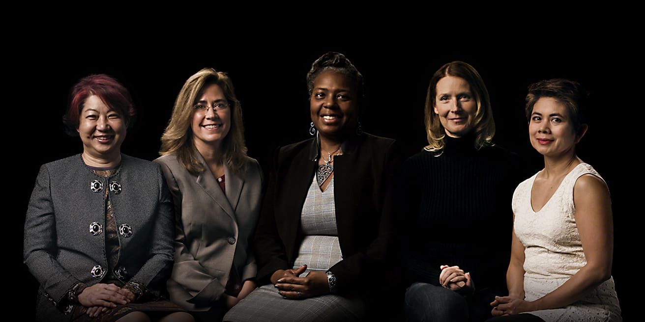 In Their Own Words: Leading Women in Tech Confront the