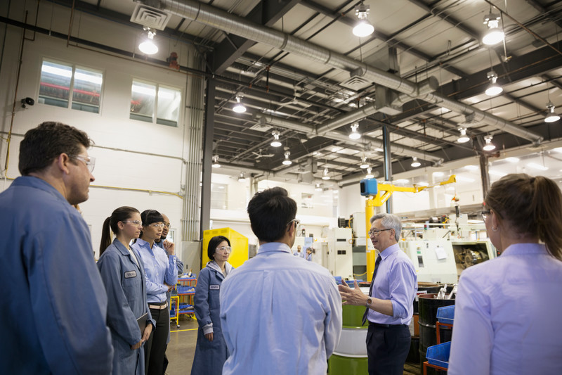 The Manufacturing Side of Digital Transformation: Smart Factories