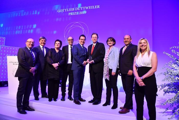IBM Watson Wins Prestigious Gottlieb Duttweiler Prize - THINK Blog