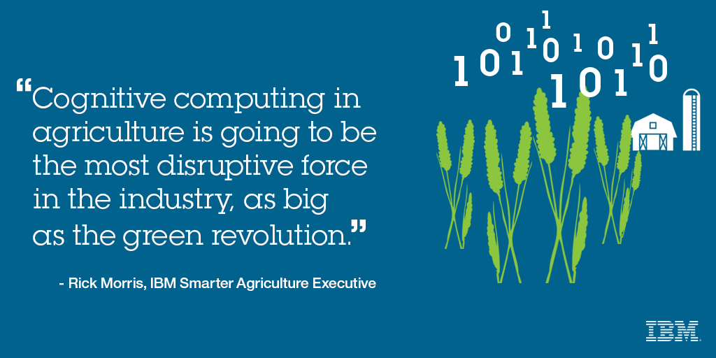 Five ways agriculture could benefit from artificial