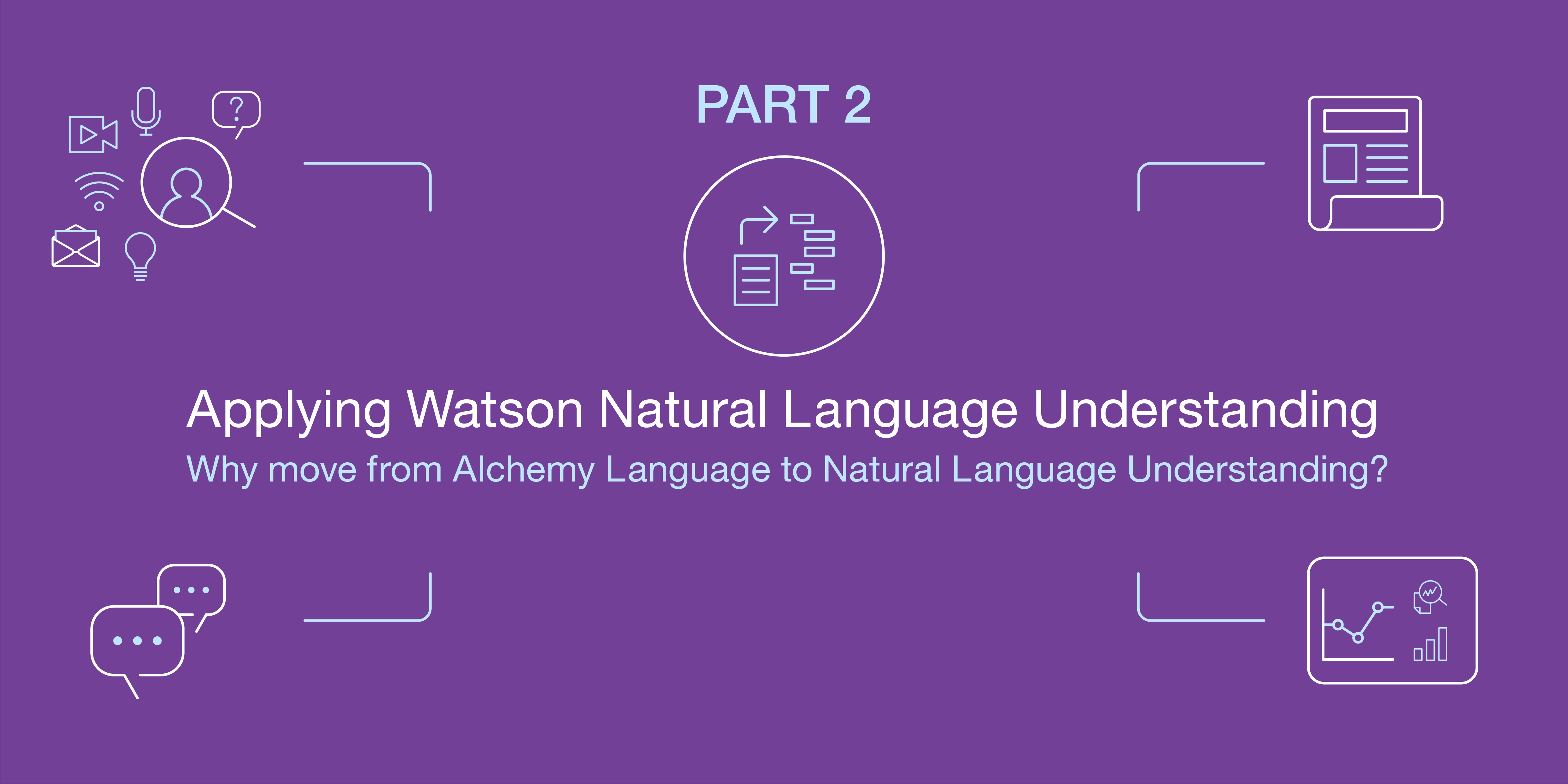 Use Of Watson For Natural Language Processing