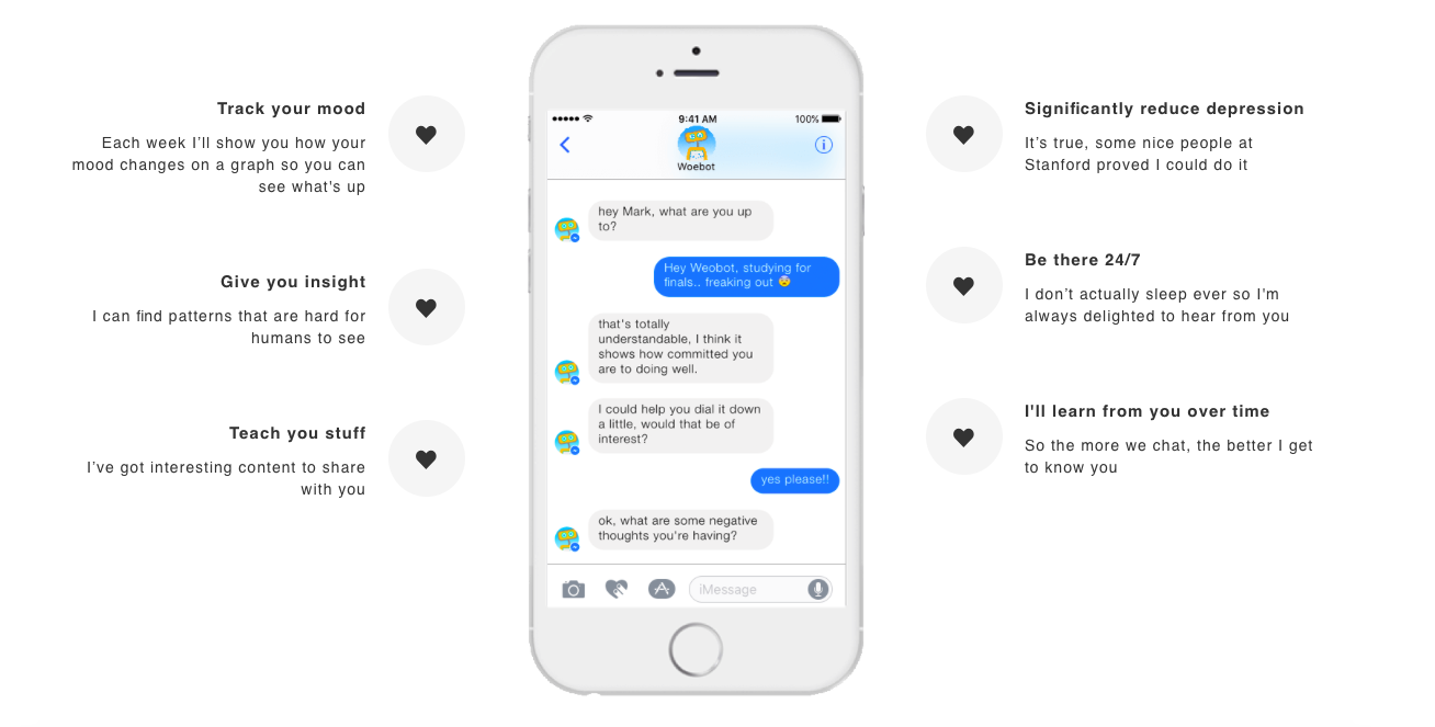 Bots for the greater good: 6 chatbots making the world a