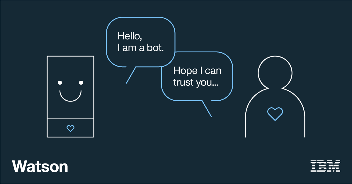 The code of ethics for AI and chatbots that every brand