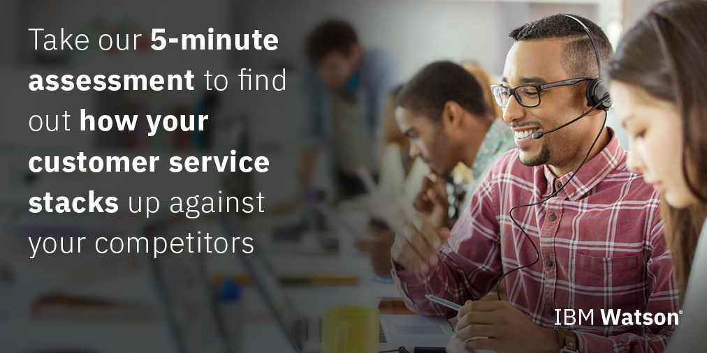 AI is redefining customer service  Does your call center
