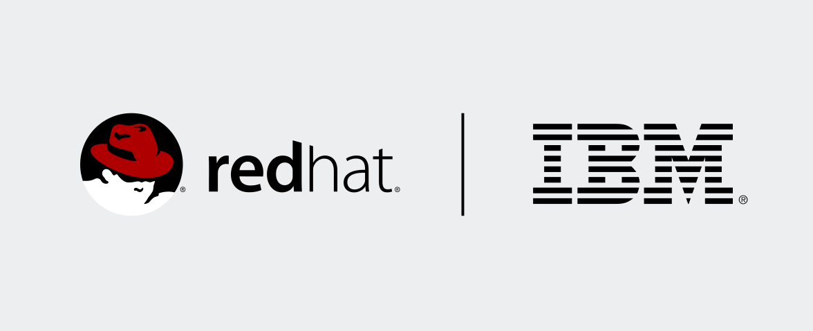 Image representing the IBM acquisition of Red Hat