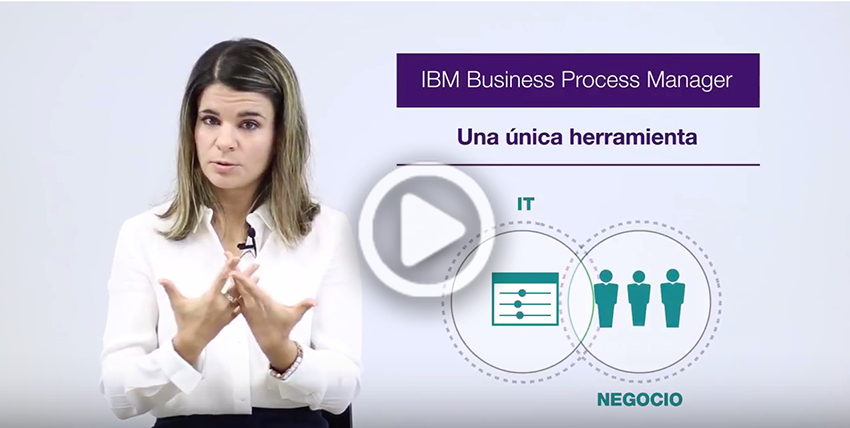 Webinar: Agilidad en los procesos de negocio con IBM BPM. Watch the video (15:57)
