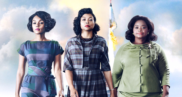 Hidden Figures hits UK cinemas this month